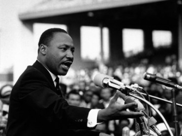 Martin Luther King – Amb fermesa