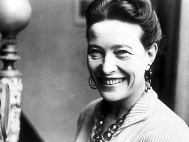 Simone de Beauvoir – Actuar