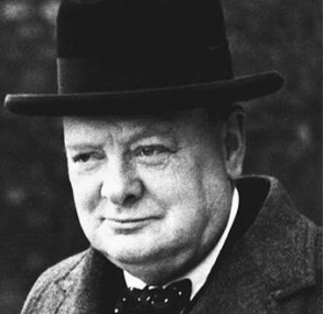 Winston Churchill – Un fanàtic