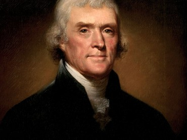Thomas Jefferson – Compartir coneixement