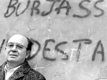 Vicent Andrés Estellés – Poesia per la follia de l'abril
